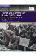 A/AS Level History for AQA Tsarist and Communist Russia, 185