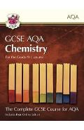 New Grade 9-1 GCSE Chemistry for AQA: Student Book with Inte