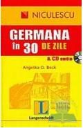 Germana in 30 de zile + CD audio - Angelika G. Beck