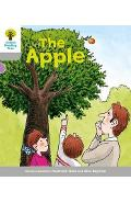 Oxford Reading Tree: Level 1: Wordless Stories B: The Apple - Roderick Hunt