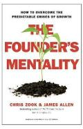 Founder's Mentality - Chris Zook