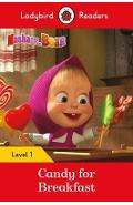 Masha and the Bear: Candy for Breakfast - Ladybird Readers L -