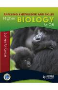 Higher Biology: Applying Knowledge and Skills