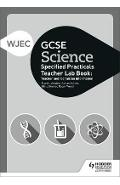 WJEC GCSE Science Teacher Lab Book: Teacher and technician i