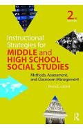 Instructional Strategies for Middle and High School Social S