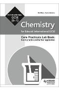 Edexcel International GCSE (9-1) Chemistry Student Lab Book: