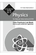 Edexcel International GCSE (9-1) Physics Student Lab Book: E