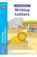 Get Set Literacy: Writing Letters, Early Years Foundation St