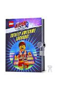LEGO Movie 2: Totally Awesome Logbook! - Scholastic