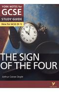 Sign of the Four: York Notes for GCSE (9-1)