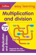 Multiplication and Division Ages 7-9