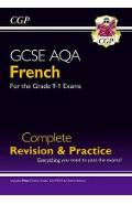New GCSE French AQA Complete Revision & Practice (with CD &