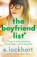Ruby Oliver 1: The Boyfriend List