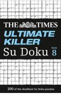 Times Ultimate Killer Su Doku Book 8