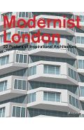 Modernist London: 22 Posters of Inspirational Architecture - Oscar Francis