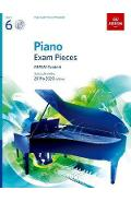 Piano Exam Pieces 2019 & 2020, ABRSM Grade 6, with CD -