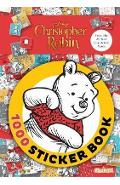 Christopher Robin Move 1000 Sticker Book