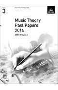 Music Theory Past Papers 2014, ABRSM Grade 3 -