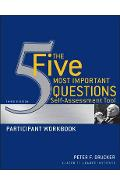 Five Most Important Questions Self Assessment Tool