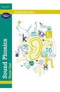 Sound Phonics Phase One: EYFS, Ages 3+ - Carol Matchett