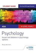 AQA Psychology Student Guide 3: Issues and Debates in Psycho