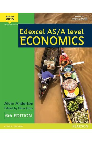 Edexcel AS/A Level ECO