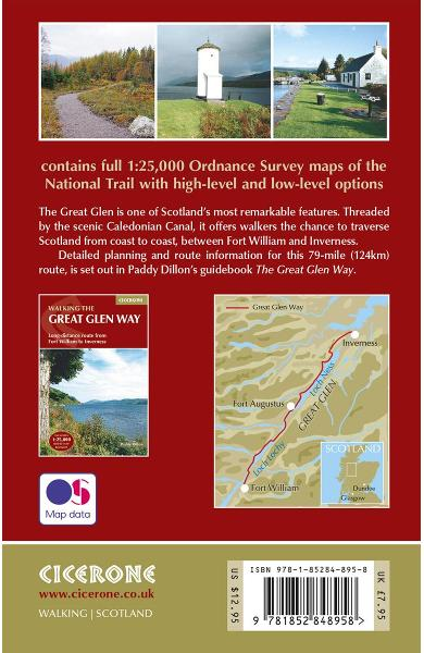 Great Glen Way Map Booklet