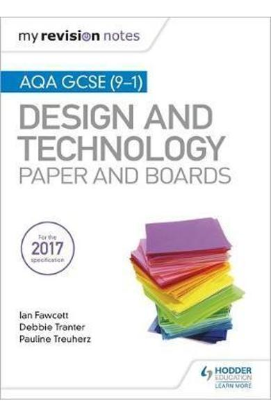 My Revision Notes: AQA GCSE (9-1) Design and Technology: Pap