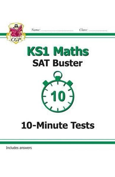New KS1 Maths SAT Buster: 10-Minute Tests (for the 2019 tests)