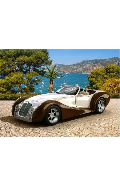 Puzzle 260. Roadster in Riviera