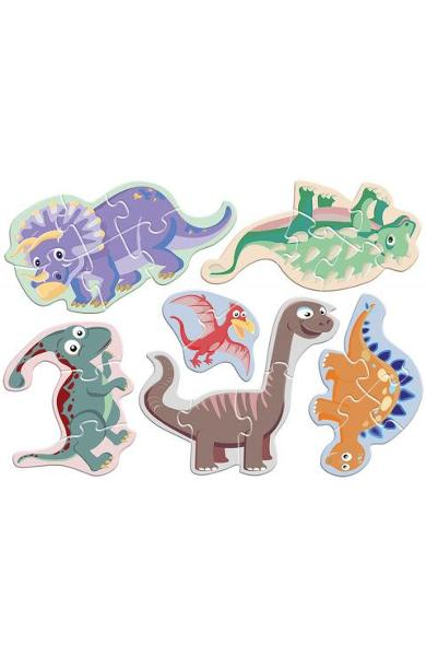Baby puzzle - Dinosaurs