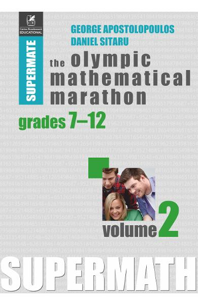 The Olympic Mathematical Maraton Grades 7-12 Vol.2 - George Apostolopoulos