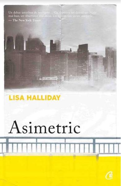 Asimetric - Lisa Halliday