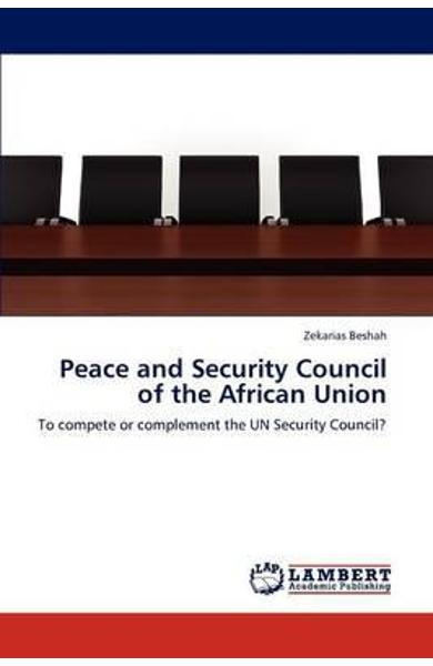 Peace and Security Council of the African Union