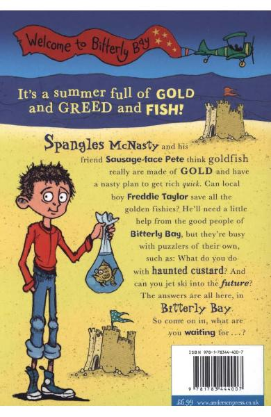 Spangles Mcnasty and the Fish of Gold