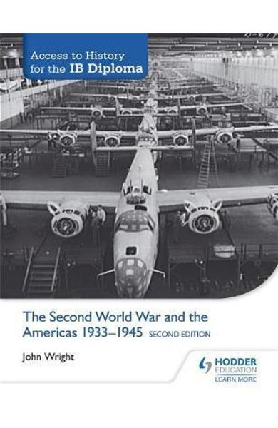 Access to History for the IB Diploma: The Second World War a