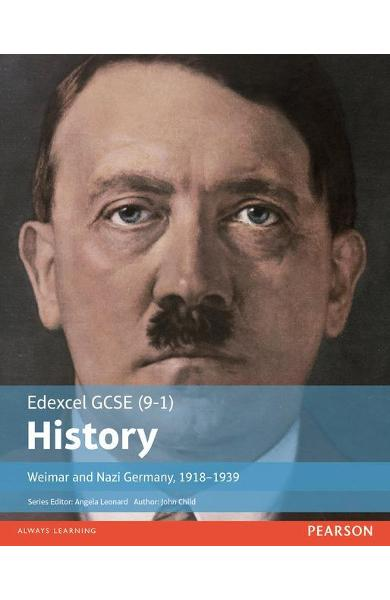 Edexcel GCSE (9-1) History Weimar and Nazi Germany, 1918-193