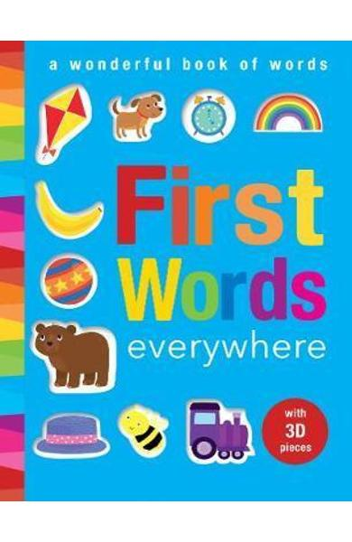 First Words Everywhere