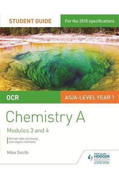 OCR Chemistry A Student Guide 2: Periodic Table and Energy;