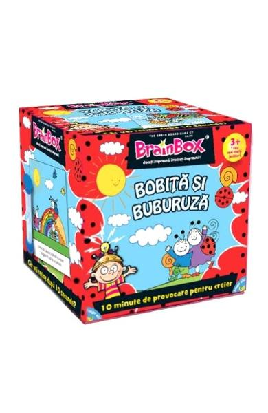 Brainbox - Bobita si Buburuza