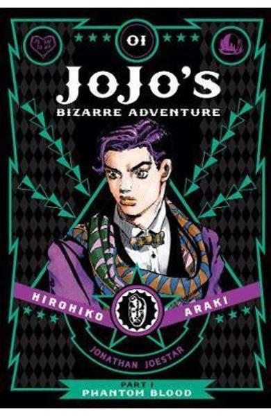 Jojo's Bizarre Adventure Part 1:1
