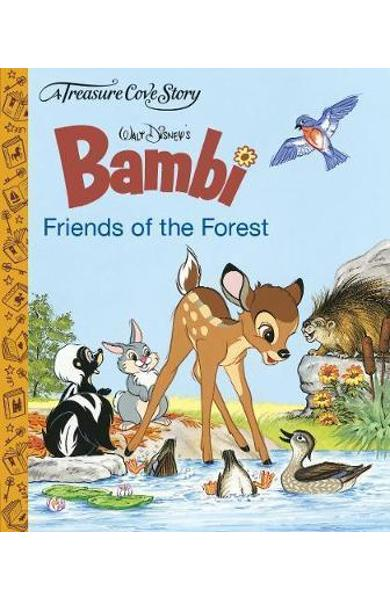 Treasure Cove Story - Bambi - Friends of the Forest