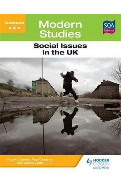 National 4 & 5 Modern Studies: Social Issues in the United K
