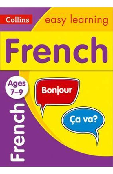 French Ages 7-9