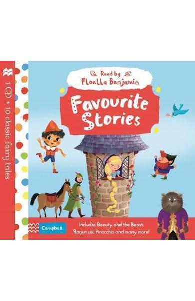 Favourite Stories Audio