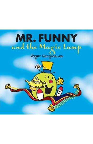 Mr Funny and the Magic Lamp