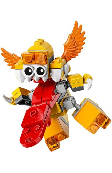 Lego Mixels Tungster 6+ ani