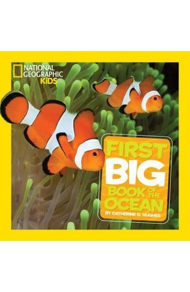 National Geographic Little Kids First Book of Oceans