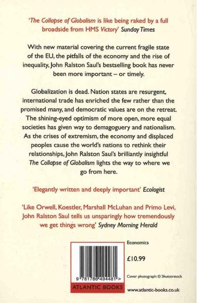 Collapse of Globalism