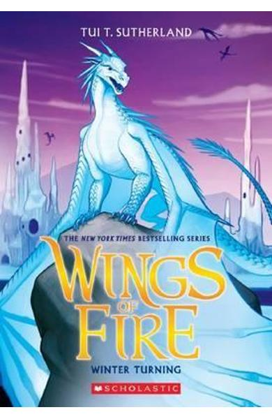 Wings of Fire: #7 Winter Turning